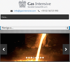 Gas Intensive